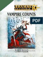 Warhammer Aos Vampire Counts It