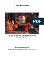 Cahier Pedagogique Bourgeois Gentilhomme 4