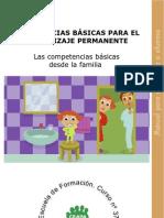 COMPETENCIAS BÁSICAS PARA EL APRENDIZAJE PERMANENTE