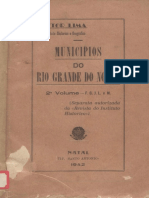 MUNICÍPIOS DO RIO GRANDE DO NORTE – II