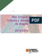 II PLAN INTEGRAL DE INFANCIA Y ADOLESCENCIA DE ARAGON 2010-2014