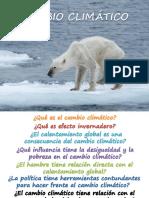 5. Cambio Climatico