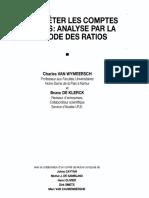 Analyse Par Methode de Ratios