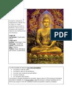 BIOGRAFIAS Buda Gautama