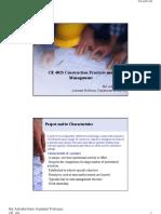 Lecture-6_Project planning technique