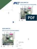K8M-800T-M 簡易安裝說明