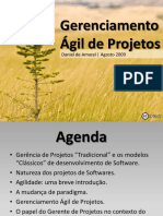 Gerenciamento Ágil de Projetos PT
