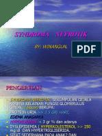 SYNDROMA NEFROTIK