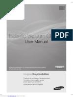 Robotic Vacuum Cleaner User_manual