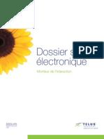 Dossier santé electronique