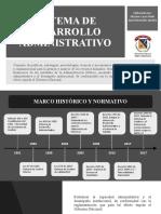 Sistema de Desarrollo Administrativo