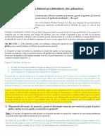 DERECHO JUDICIAL PRIVADO III - PRACTICA 3