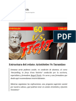 Estructura del relato_ Aristóteles Vs Tarantino - STORYTELLING&CO_