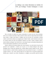 RODRIGUES, Rodrigo Vicente; WATAGHIN, Lucia. A literatura italiana em diálogo com outras literaturas no âmbito do curso de Letras da USP