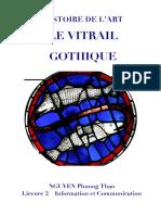 Le vitrail gothique