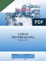 Literatura- Machado - Varias Historias Ii2