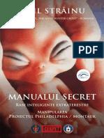 Manualul secret_Emil Strainu_Editura Darclee