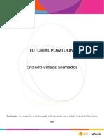 TUTORIAL POWTOON_ Criando vídeos animados. Realização_ Secretaria Geral de Educação a Distância da Universidade Federal de São Carlos
