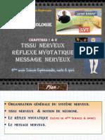 Le-tissu-nrv.réflexe.message-nerveux-PowerPoint