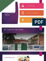 Boas Práticas 2019 - Professor Lucas Marcelino