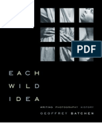 Batchen - Each Wild Idea