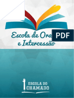 E-book Escola de Oração e Intercessão