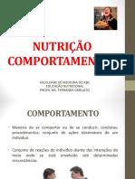 Aula 2 - Nutri+º+Úo Comportamental