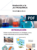 Introducción a La Electroquímica (1)