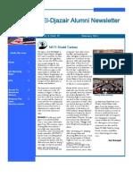 El-Djazair Alumni Newsletter - February 2011