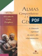 Almas Companheiras e Chamas Gêmeas - Elizabeth Clare Prophet