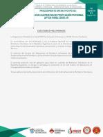 CUO. Protocolo 5. EPP Aptos