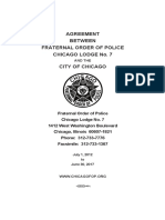 Chicago FOP Contract