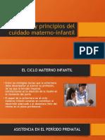 Criterios y Principios Del Cuidado Materno-Infantil