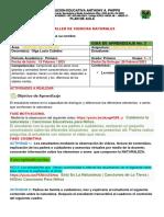 C. NATURALES2    PRIMERO