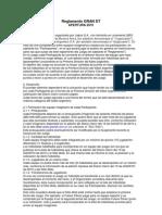 Reglamento Gran DT Clausura 2011