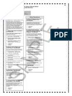 Sample ballot of bond questions for the March 2, 2021, special election in Rhode Island.