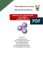 Manual Lab de Quimica Heterociclica EneJun 2021