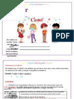 CARTILLA DE REFUERZO #2 CASTELLANO