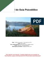 Manual do Guia Psicodélico - Mark Haden