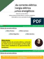 PP_ Efeitos da corrente elétrica. Energia elétrica.Consumos energéticos-1-6