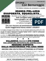Parliamone Con Bernareggio Giugno/Luglio 2010