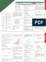 Lista 1 - Geometria Analítica - Estudo do Ponto