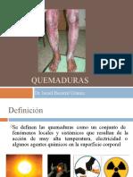 13. QUEMADURAS