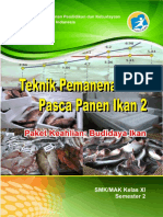 24. TEKNIK PEMANENAN  DAN PASCA PANEN IKAN 2 XI 2