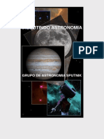 Discutindo Astronomia