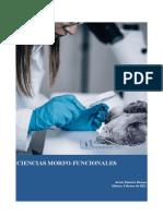 Manual de Ciencias Morfofuncionales