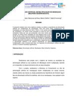 140 - ABELHAS alimentaçao artificial mancacaia