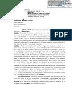 Exp. 02218-2016-0-1601-JP-FC-06 - Resolucion cuatro