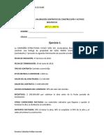 TALLER PRACTICO NIIF- CONTRATOS DE CONSTRUCCIÓN (1)