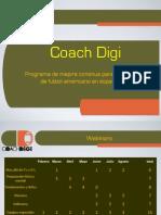 COACH DIGI special teams